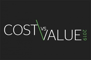 Cost vs Value 2018