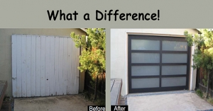 Curb appeal can change dramatically