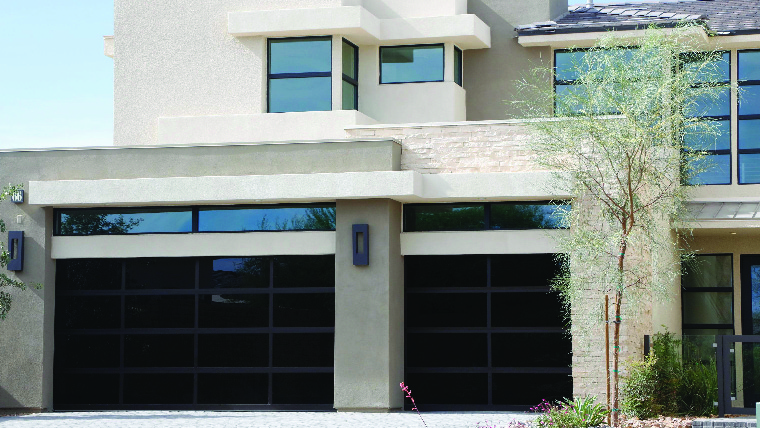 Athena Garage Door