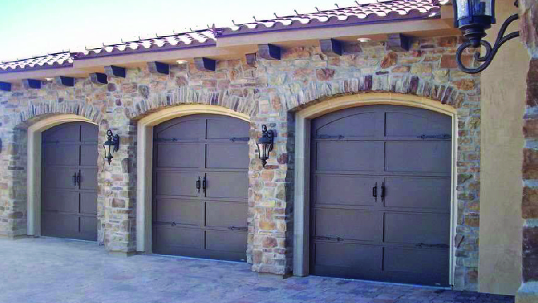 Pinnacle Garage Door